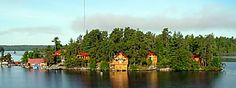 American Plan Northern Ontario Fishing Packages at Island 10 Lodge on Lady Evelyn Lake Temagami