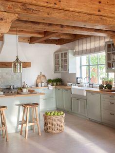 Cheap Office Decor, Cheap Home Decor, French Home Decor, Vintage Home Decor, Boho Vintage, Küchen Design, Home Design, Design Ideas, Sweet Home