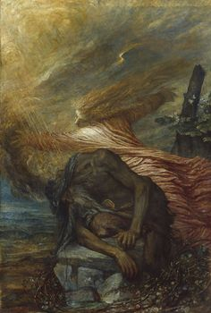 Object of the Month: The Death of Cain, c. 1872-75 - News - Watts Gallery
