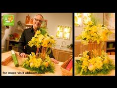 How to make a Flower Birdcage! - YouTube
