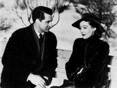 The Bishop's Wife (1947) is a Samuel Goldwyn romantic comedy feature film starring Cary Grant, Loretta Young, & David Niven in a story about an angel who helps a bishop with his problems. The film was adapted by Leonardo Bercovici & Robert E. Sherwood from the 1928 novel of the same name by Robert Nathan. A bishop (David Niven) trying to get a new cathedral built prays for guidance. An angel (Cary Grant) arrives, but his guidance isn't about fundraising.