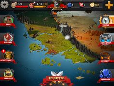 World of Warriors | by UX Examples