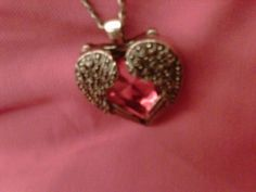 Winged Heart Necklace ♥