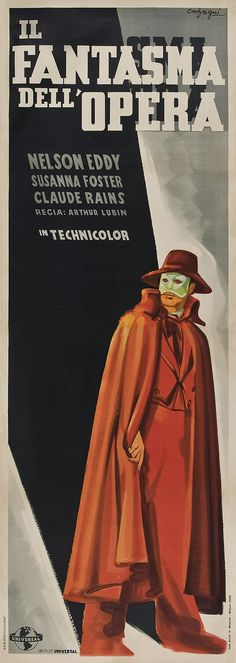 The Phantom of the Opera (1943) (Italy)