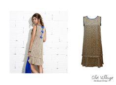Verdum Dress http://www.oldvillage.com/verdum-dress
