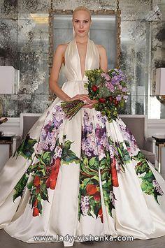 Brautkleid aus Satin 2016 — Romona Keveza  Alle Brautkleider http://de.lady-vishenka.com/satin-wedding-dress-2016/