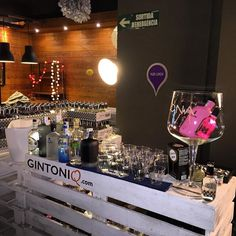 Networking corner @pick_aso by #SoyGintonic @ginandtwitts