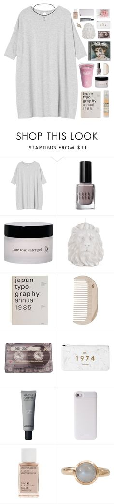 """Living in a movie scene"" by nandim ❤ liked on Polyvore featuring Monki, Bobbi Brown Cosmetics, Henri Bendel, Zara Home, HAY, CASSETTE, PhunkeeTree, Korres, Tamara Comolli and Le Labo"
