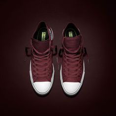 204f2e4bd5121d Always ready for more  ChuckII. Another seasonal colors in bold Maroon  Bordeaux