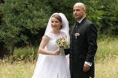 Manželia Janka a Duško - Svadobný salón Valery