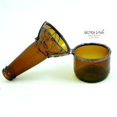 PREZENT. Eko-puzderko zabawne.  Piękno z odzysku w Galeria Limart Lidia Becela na DaWanda.com