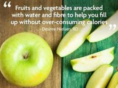 Fruits and vegetables are packed with water and fibre to help you fill up without over - consuming calories   For more details , Visit - Www.healthdietplans.com