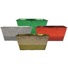 Rectangle Glittered Metals
