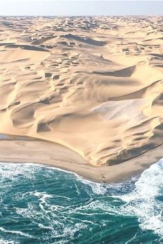 Desert Dunes in Namibia, Africa. This is North of South Africa in Namibia. It used to belong to South Africa. Part Namibian Desert and part Kalahari Desert. Places Around The World, Oh The Places You'll Go, Places To Travel, Travel Destinations, Places To Visit, Around The Worlds, Travel Tips, Travel Hacks, Budget Travel