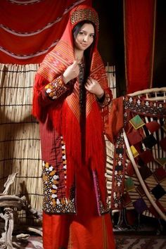 Turkmen Fashion