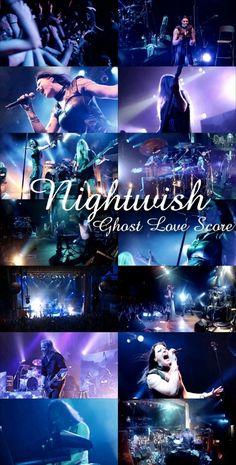 Ghost Love Score <3 #Nightwish #Floor #Jansen