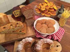GLUTENFRI JULEBAKST: Nydelige Lussekatter, pepperkaker og julekake uten gluten.    Foto TV 2.