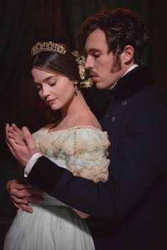 Jenna Coleman regenerates as Queen Victoria after leaving Doctor Who Queen Victoria Series, Victoria Pbs, Victoria Tv Show, Queen Victoria Prince Albert, Victoria And Albert, Victoria 2017, Tom Hughes Victoria, Jenna Coleman, Victoria Masterpiece