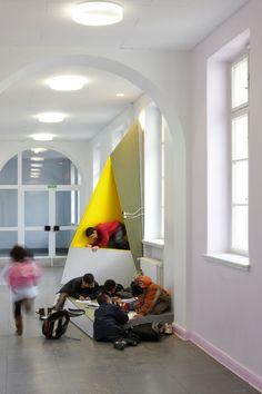 Erika-Mann Grundschule II by Baupiloten in Berlin | Yatzer