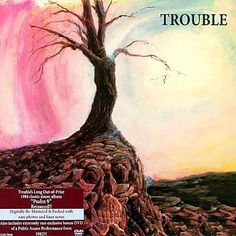 I just used Shazam to discover Psalm 9 by Trouble. http://shz.am/t57752036