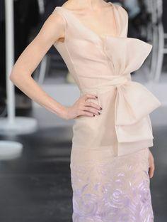Dior haute couture spring/summer 2012!