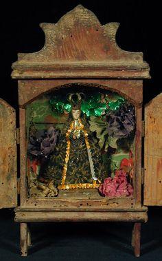 Virgen de Soledad Nicho  Oaxaca, Mexico, 1st half 20th century