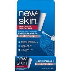 Free Shipping on orders over $35. Buy New-Skin Liquid Bandage, 0.3 OZ at Walmart.com