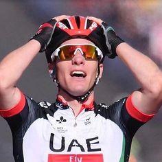 Jan Polanc wins stage 4 on Mount Etna Giro d'Italia 2017