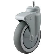 Fabulous Medical carts caster wheels Wheel Material TPR PA Size x mm