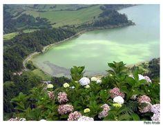 Lagoa da Furnas - S. Miguel - Açores | Fotografia de Pedro Arruda | Olhares.com