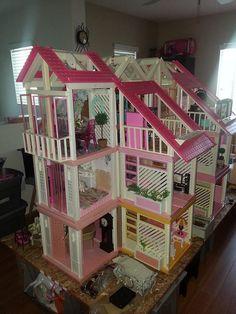 Barbie Chelsea Doll, Barbie Doll Set, Barbie Doll House, Beautiful Barbie Dolls, Barbie Dream House, Barbie Barbie, Little Girl Toys, Toys For Girls, Accessoires Barbie