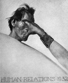William Mortensen - Human Relations, 1932