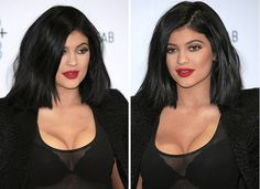 Celebrity- Major makeup malfunction from the brand new ambassador of Nip and Fab launch in London.