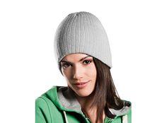 #Beanie  Gerippte #Strickmütze. Schützt die #Ohren vor #Frost und #Kälte Knit Beanie Hat, Rib Knit, Knitting, Winter, Fashion, Corporate Gifts, Ears, Textiles, Winter Time