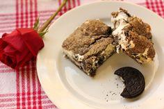 Gooey Cookies & Cream Bars > Willow Bird Baking