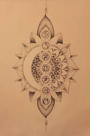Image result for chakra tattoos on thighs