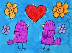 Art Projects for Kids: watercolor