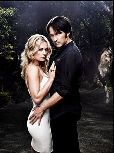 Bill and Sookie | True Blood
