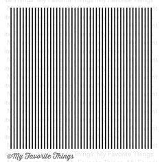 My Favorite things - BG Pinstripe Background