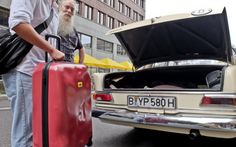 Crash Baggage in Berlin