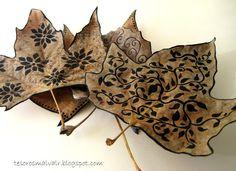 hojas-pintadas                                                                                                                                                                                 Más