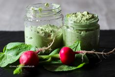 Until now you probably threw your radish leaves away, from now on you make yummy Vegan Radish Leaf Pesto out of them, budget friendly and healthy.