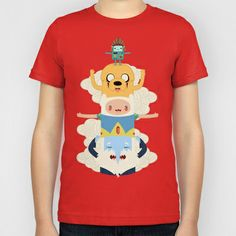 Adventure Totem Kids T-Shirt
