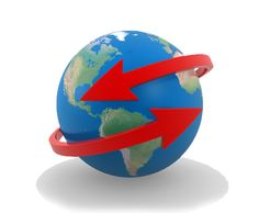 Shipping goods from one international location to another requires greater levels of efficiency.