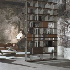 Libreria Diesys - design Giuseppe Bavuso - Alivar