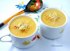 Zupa krem z pora | Z miłości do gotowania