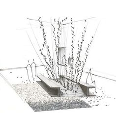 archisketchbook - architecture-sketchbook, a pool of architecture drawings, models and ideas - fabriciomora: atelier le balto sketch 1| 2| 3