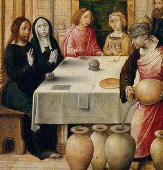 Wedding feast at cana catholic