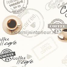 Cocktail 2 94308-1 van AS Creation kopje koffie! behang bij kleurmijninterieur.nl