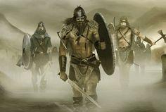 Viking Warriors - Viking mythology - viking gods